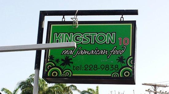 Kingston 10