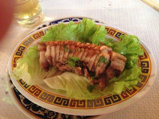 Thanh-Binh: porc