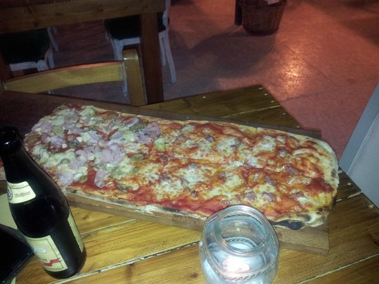 Dolce & Co: pizza