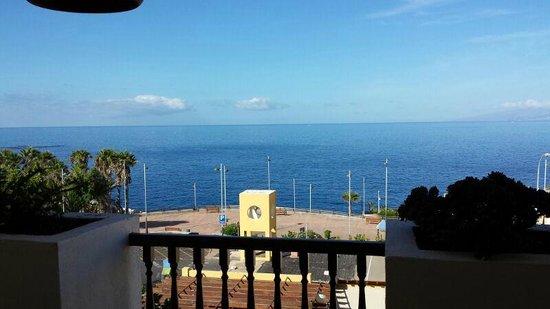 Albatros apartments: vue sur l'ocean