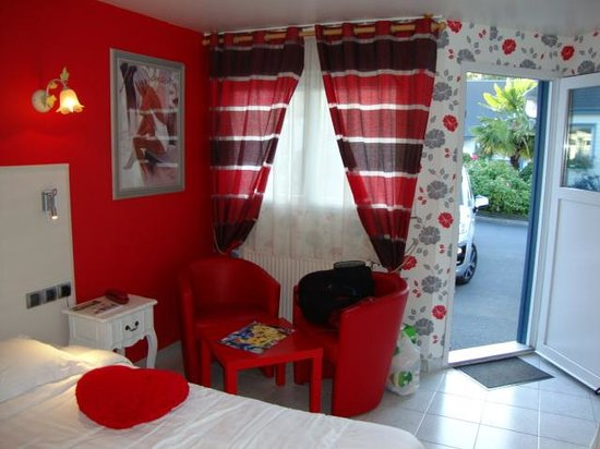 Motel Les Bleuets : detalles
