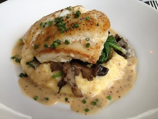 WiseGuys: As mega grouper afficionados, my husband and I declared that this was the best grouper we've EVE