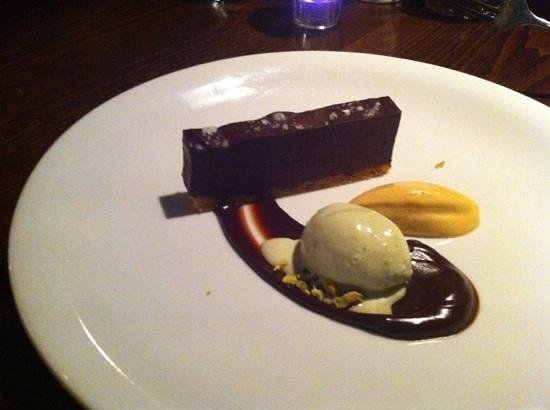 24 St Georges: Time for pud