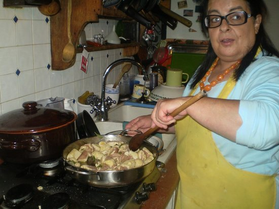 Toscana Mia: Simonetta