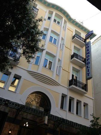 Photo of Hotel Cosmopolite Athens