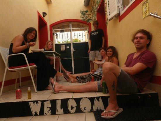 The Drunken Monkey Hostel: Welcome to The Drunken Monkey