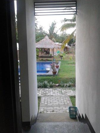 Heavenly Homestay: piscina