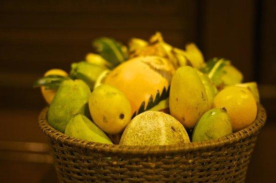 Heritance Ayurveda Maha Gedara: fruits
