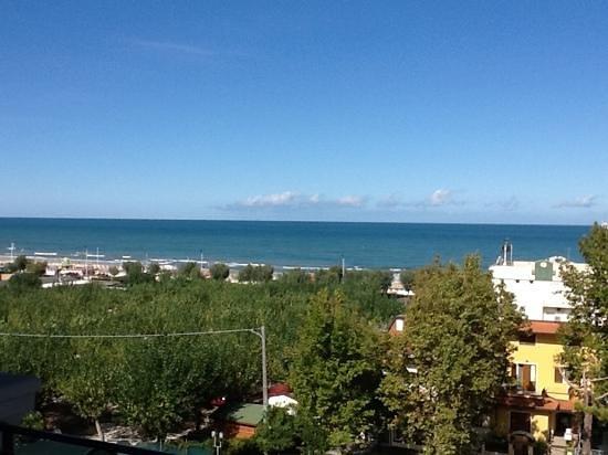 Hotel Atlantic Riviera: terrazza