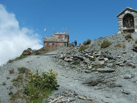 Rifugio Garibaldi: Esterno