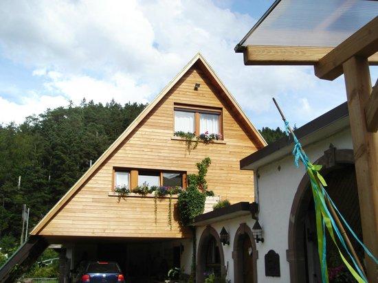 L'Atelier de Gisèle : La maison