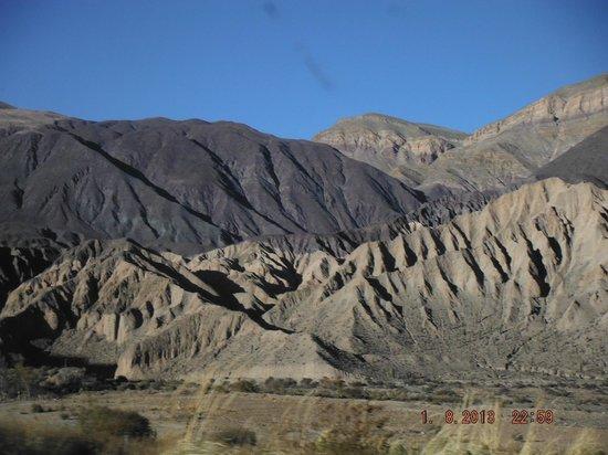 Hotel Pueblo Antiguo: Une géologie extraordinnaire