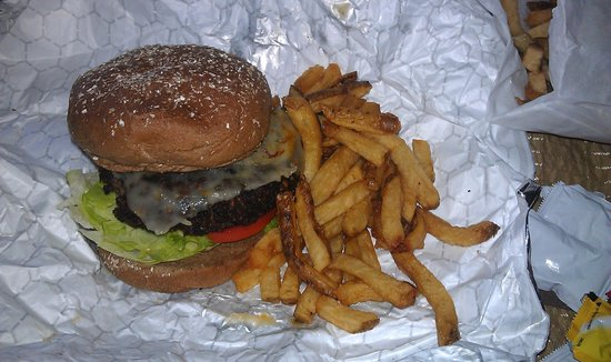 Photo of American Restaurant Googie Burger at 190 Marietta St Nw, Atlanta, GA 30303, United States