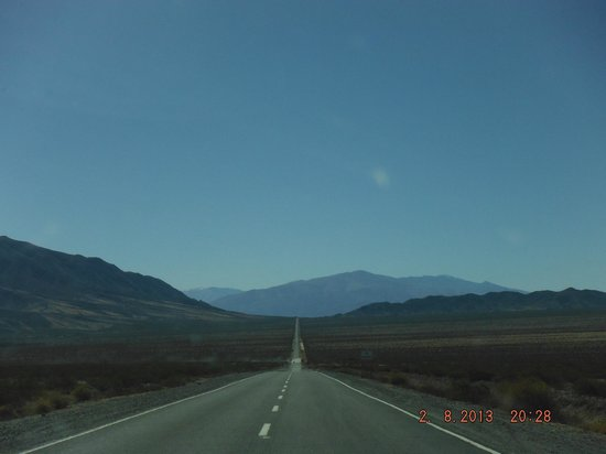 Hotel Pueblo Antiguo: Ne pas oublier la célèbre route Del TINTIN