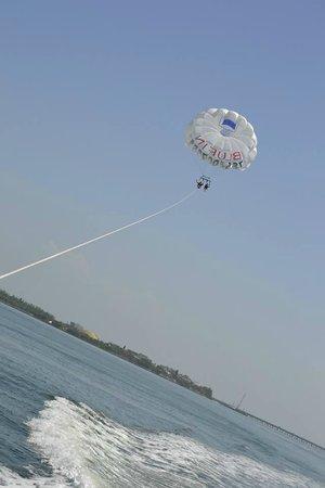 Miami Beach Ocean  Water sports
