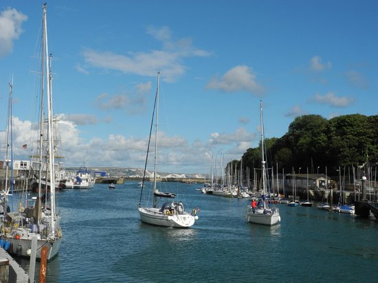 Aaran Guesthouse: harbour