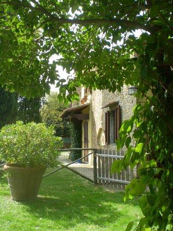 Podere Casanova : our villa