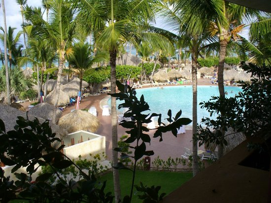 Iberostar Punta Cana: view from 5245