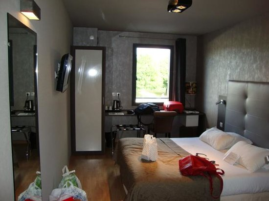 BEST WESTERN Hotel La Mare O Poissons : hab