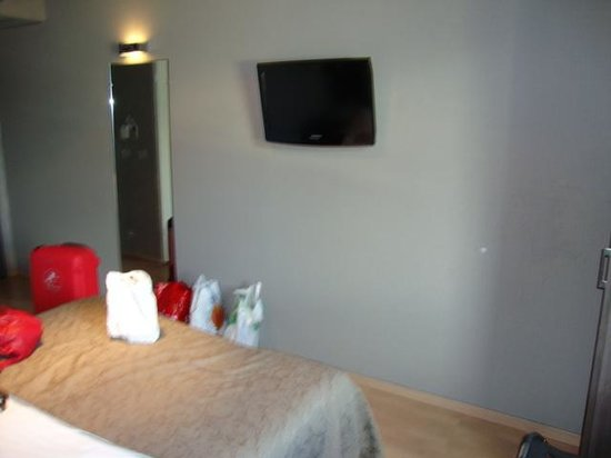 BEST WESTERN Hotel La Mare O Poissons : básico