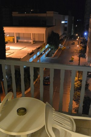 Lordos Hotel Apartments : View from balcony