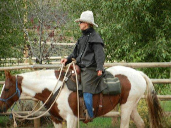 Laramie River Dude Ranch: Corral Boss Krista