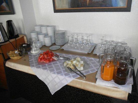 Express : Breakfast drinks