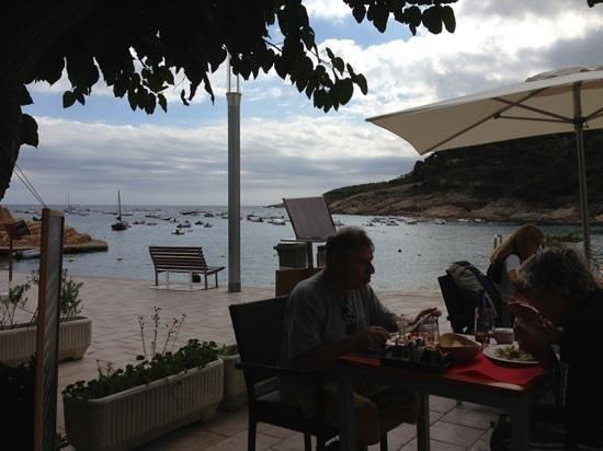 La Morera: sea view