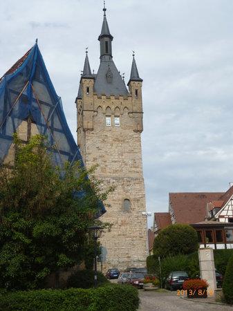 Blauer Turm: 青の塔