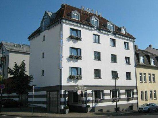 Hessischer Hof Hotel: Außenansicht