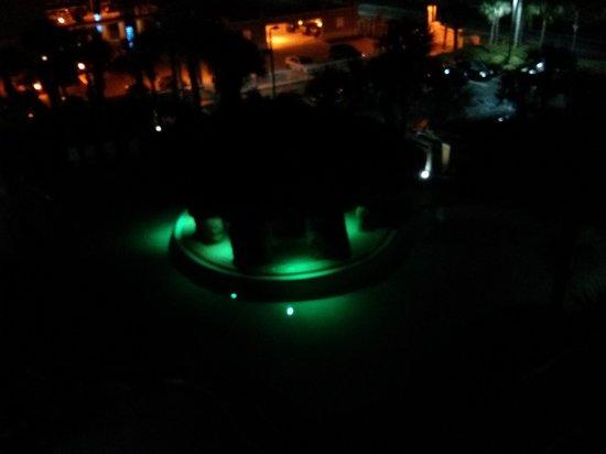 Hampton Inn Jacksonville Beach/Oceanfront: The pool was gorgeous!