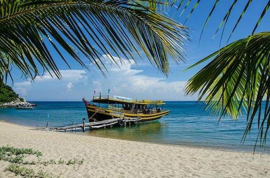 Cham Island Diving: Cham Island Dive Boat