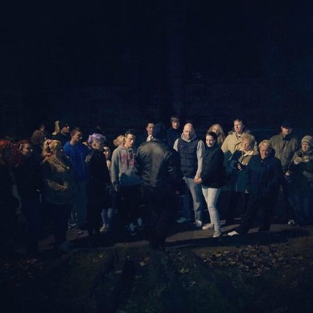 Newcastle's Haunted City Tours: The ghost walkers hear of graveyard murder