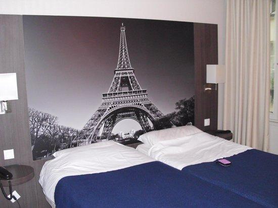 Victoria Hotel: habitación