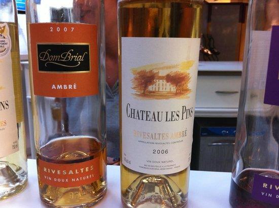 Vignobles Dom Brial : apéritif, vins doux naturels,