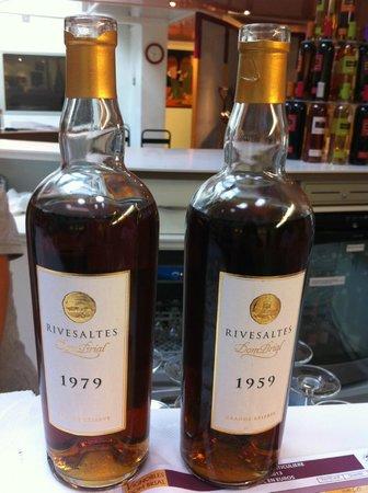 Vignobles Dom Brial : hors d'age, vins rares