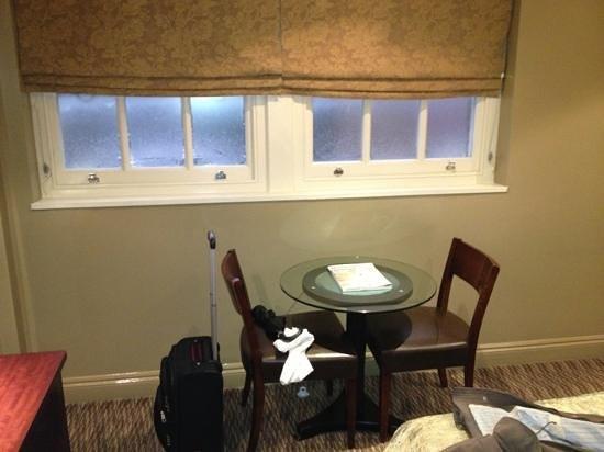Radisson Blu Edwardian Grafton Hotel : lots of space
