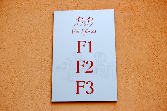B&B Via Sforza