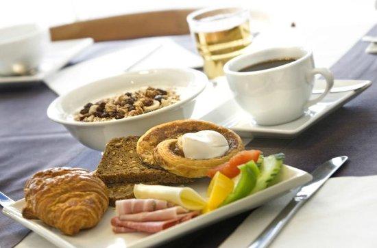 Hotel Christian IV: Breakfast