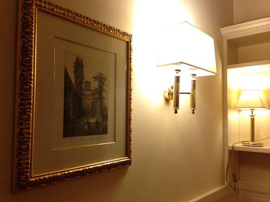 Residenza Domiziano: room interior