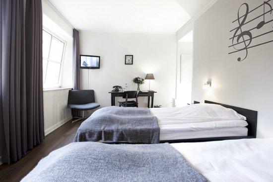 Hotel Christian IV: Twin Room