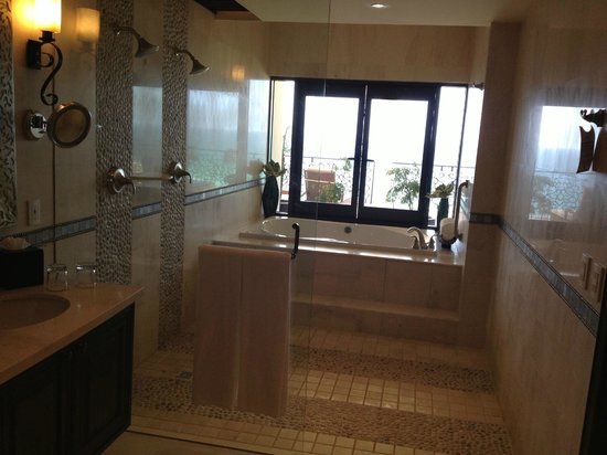 Grand Solmar Land's End Resort & Spa : Master bath