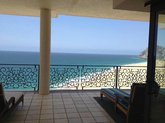 Grand Solmar Land's End Resort & Spa : View from the balcony