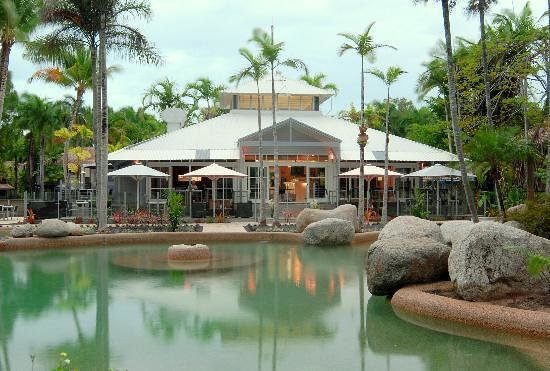 Reef Resort Port Douglas by Rydges: Rendezvous Reef, pool