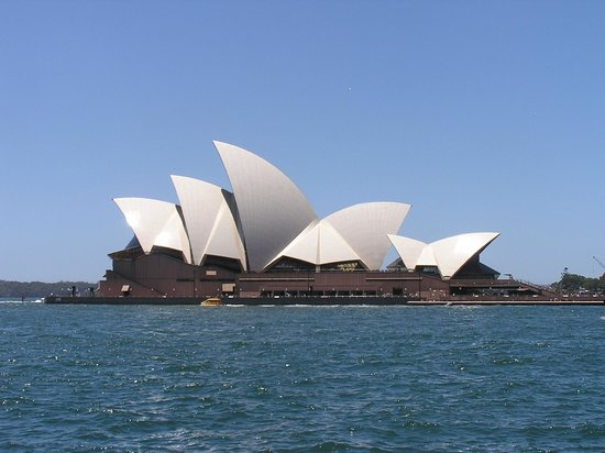 Novotel Rockford Darling Harbour : Sydney Opera House