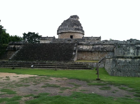Hacienda Chichen: Observatory