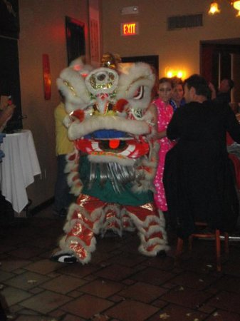 Chu's Taiwanese Kitchen and Bar: Still dancing to the new year!