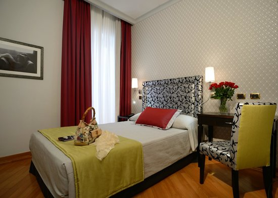 Inn Spagna Charming House : Classic Dus Room - Inn Spagna Room Hotel