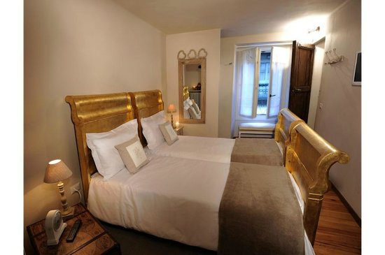 B&B Sant'Agostino : Camera 1 / Room 1