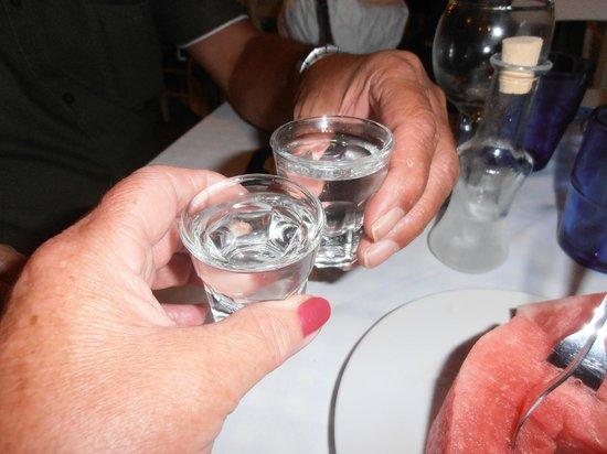 "Myrtios Restaurant: Anniversary ""Yiamas"""